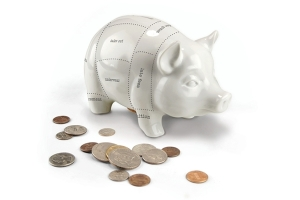 Piggy bank by Neato Shop
