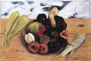 Frida Kahlo, Fruits of the Earth