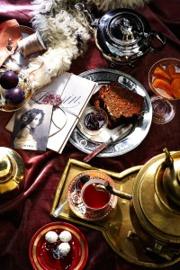 Russia Tea Ritual by Anna Williams and Amy Wilson